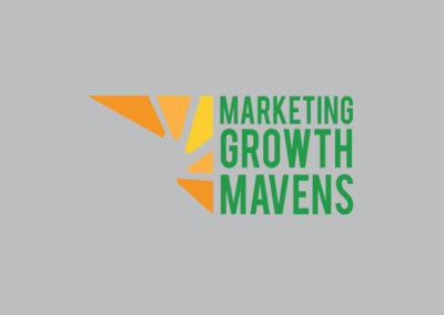 Marketing Growth Mavens logo design