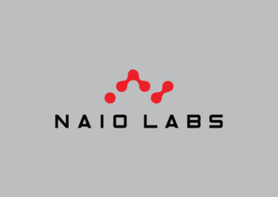 Naio Labs logo design